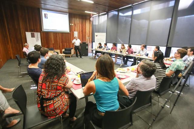 """Encuentro con Roberto Di Cosmo: """"Software Libre: Desafíos y contexto internacional"""""""