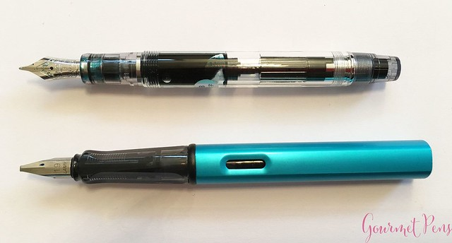 Review Pilot Custom Heritage 92 Fountain Pen - Broad @PilotPenUSA @PenChalet 9