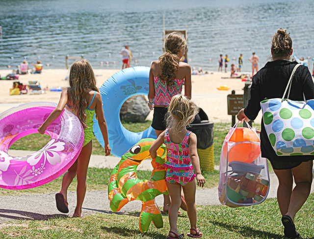 This Guarded Swimming Beach At Smith Mountain Lake State Park Is Perfect In The Hot Summertime