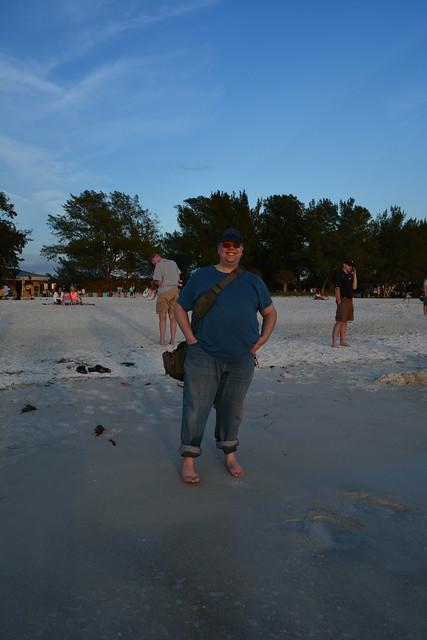 Manatee Beach Geordon