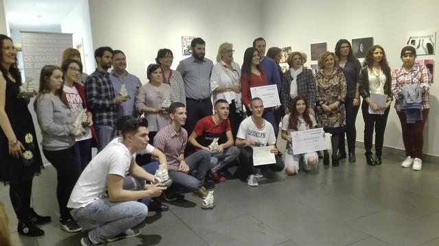 Ganadores de los concursos de cómic y fotografías La Juventud por la Igualdad