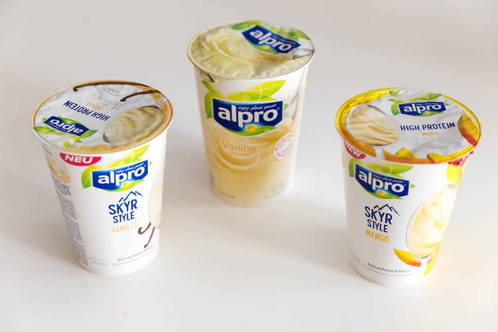 Sojajoghurt Alpro