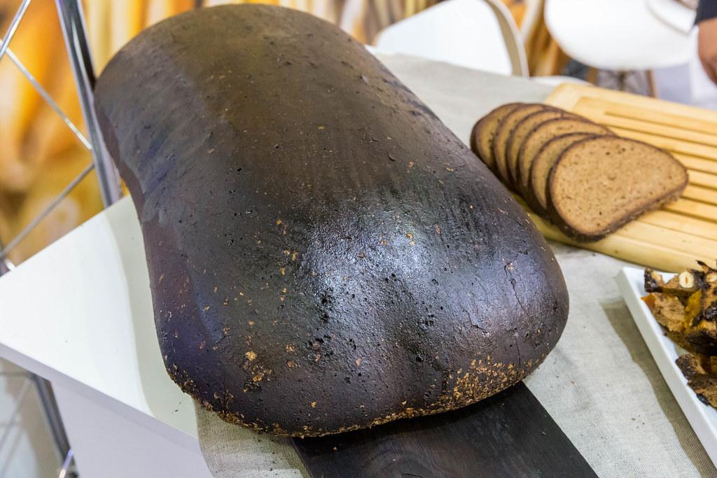 Schwarzes Brot
