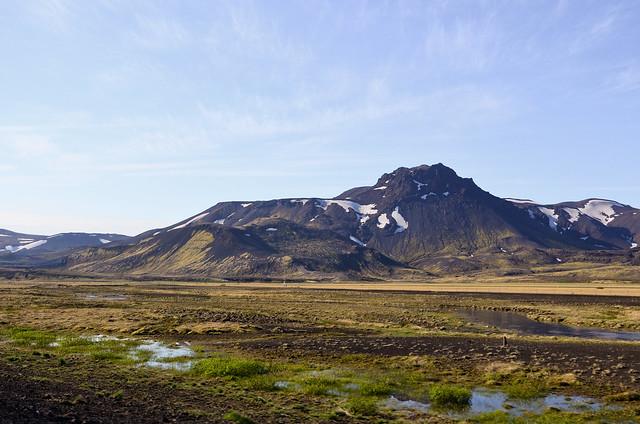 Montañas y volcanes cercanos a Thrihnukagigur