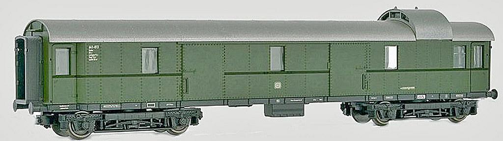 LIMA/Hornby Rivarossi Pw4ü-28 DB IIIb