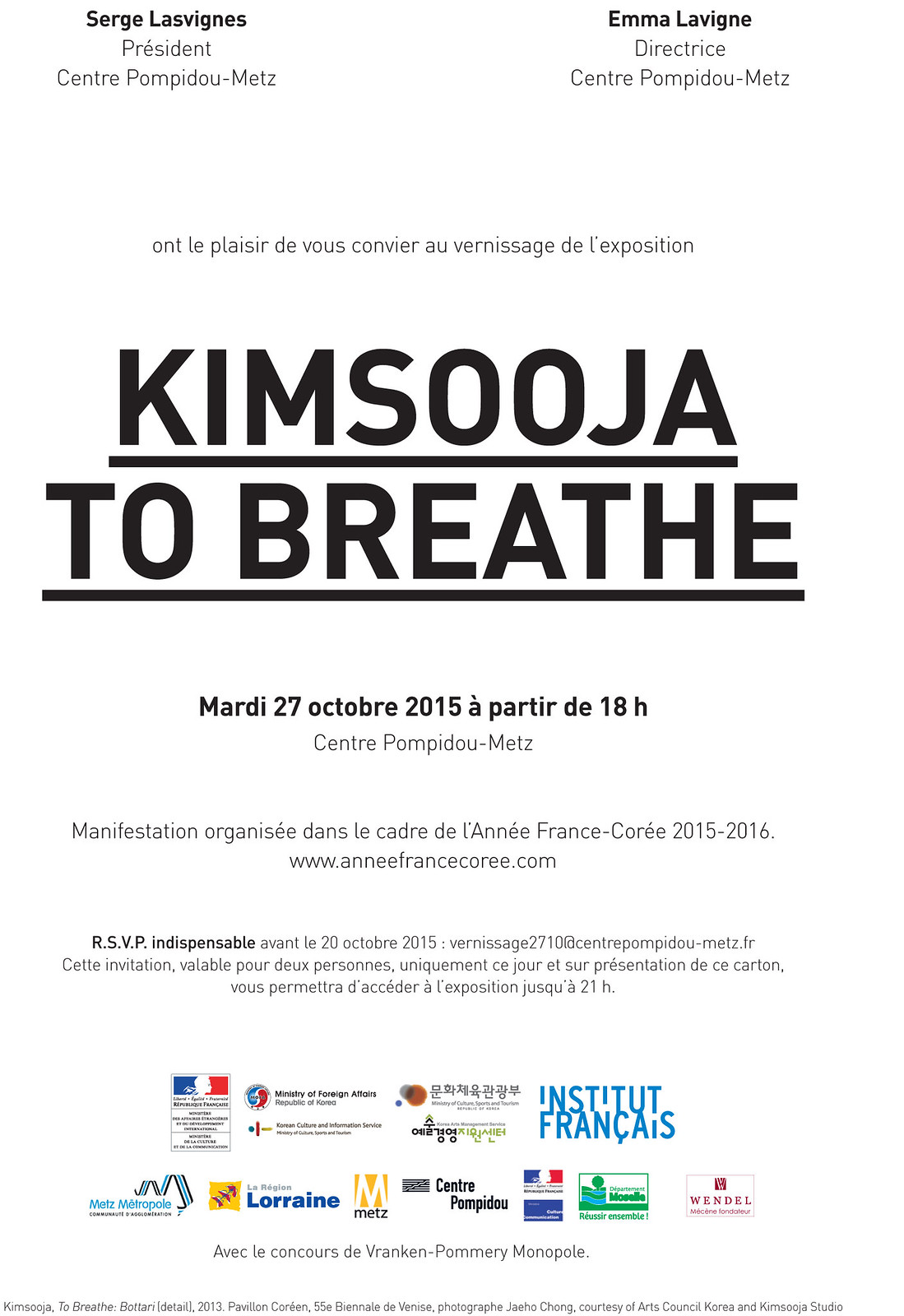 Kimsooja | Current and Upcoming Exhibitions