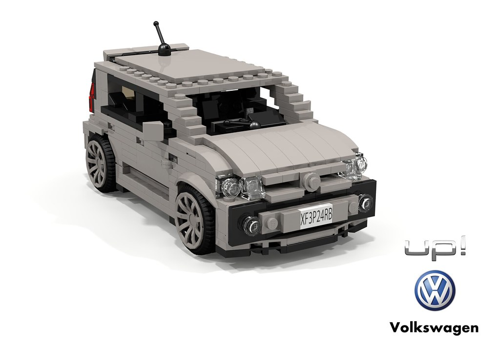 5 Door Hatchback | By Lego911