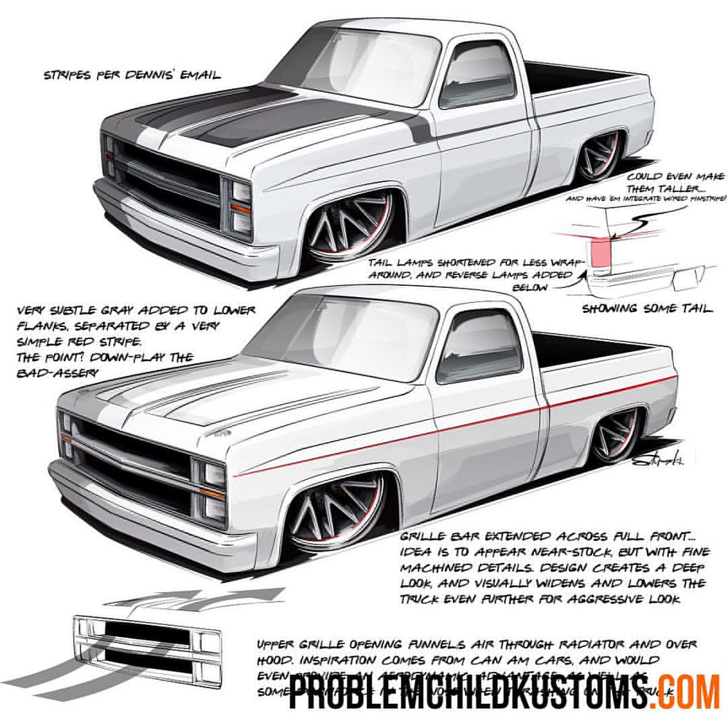Truck chevy c10 project trucks : All sizes   Truck Tuesday, #SEMA Edition: Look for the ...