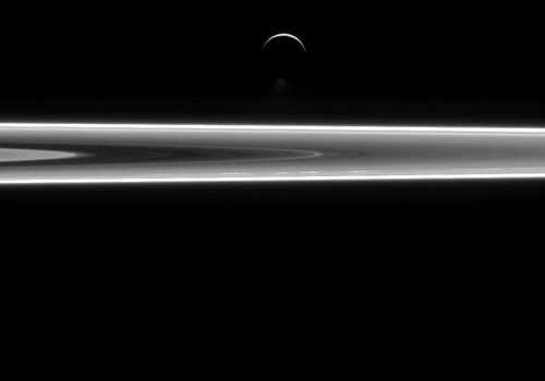 VCSE - Mai kép - Enceladus