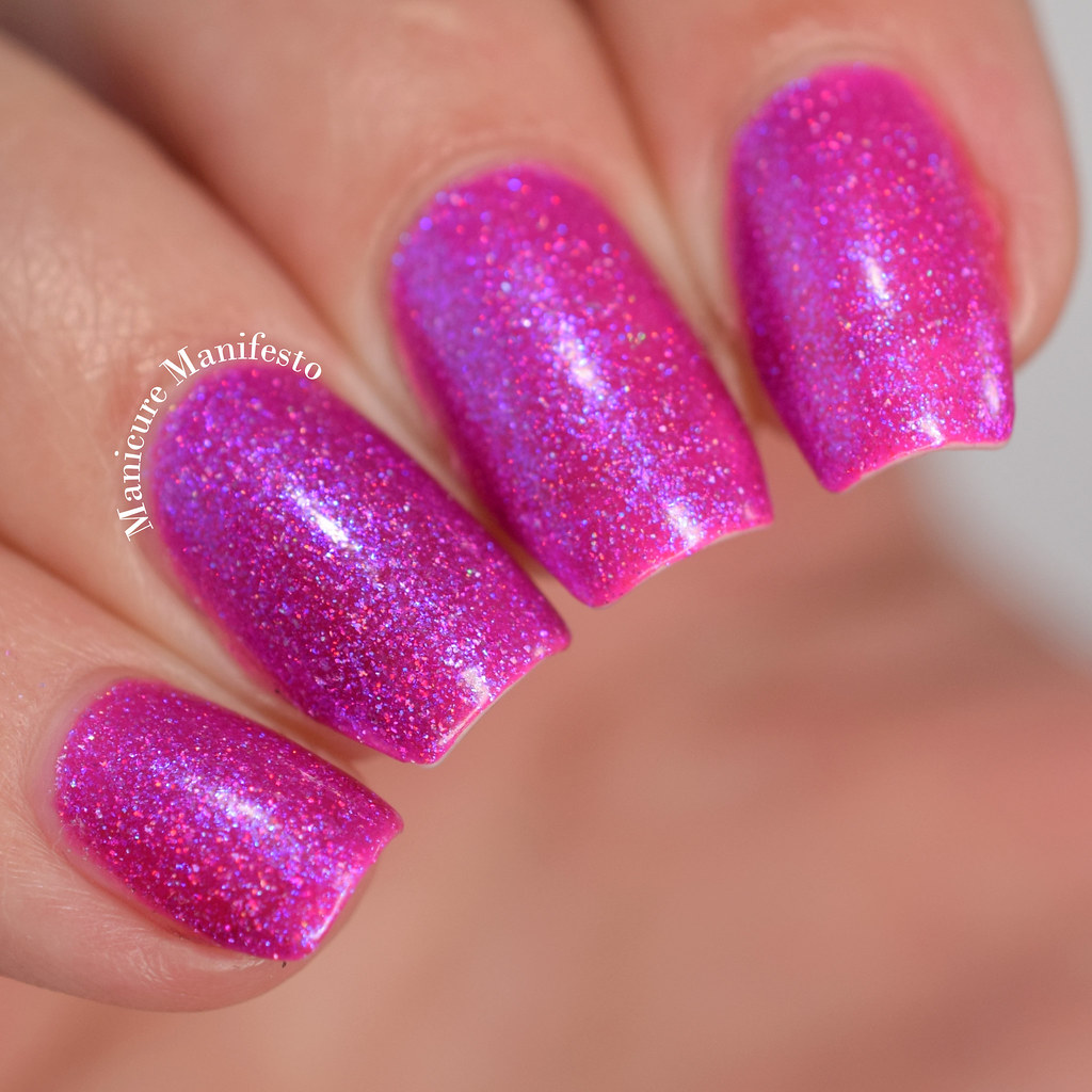 Girly Bits Ladies And Magentlemen swatch