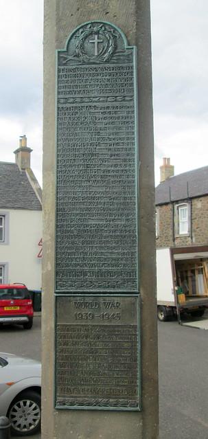 War Memorial Names
