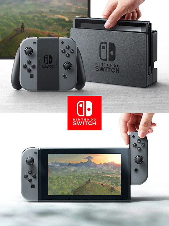 Nintendo Switch pic 1