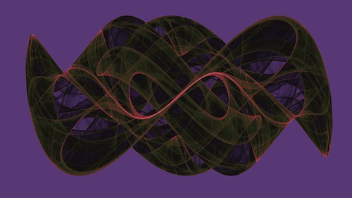 Fractal Dream Attractor