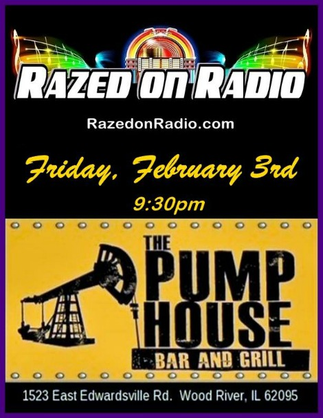 Razed On radio 2-3-17