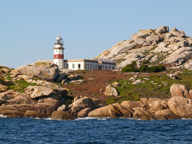 Isla de Sálvora (Rías Baixas, Galicia)