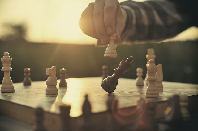 Chess Strategy Investment Outlook February white papers