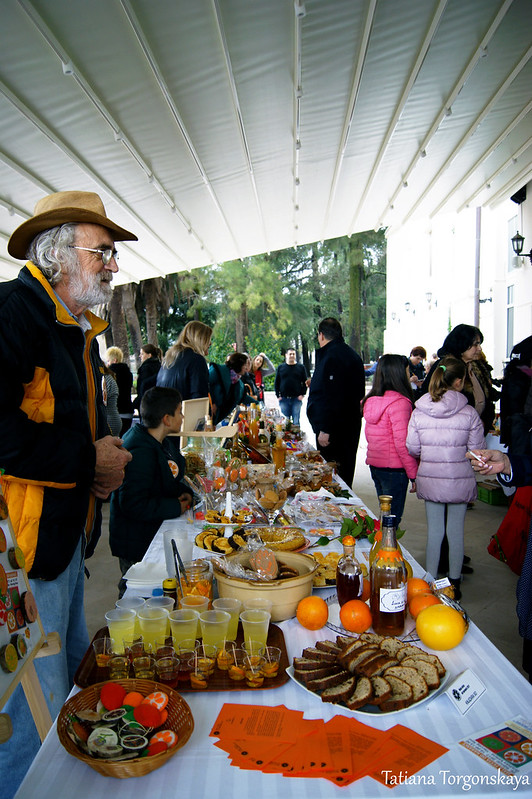 3 Фестиваль апельсинов