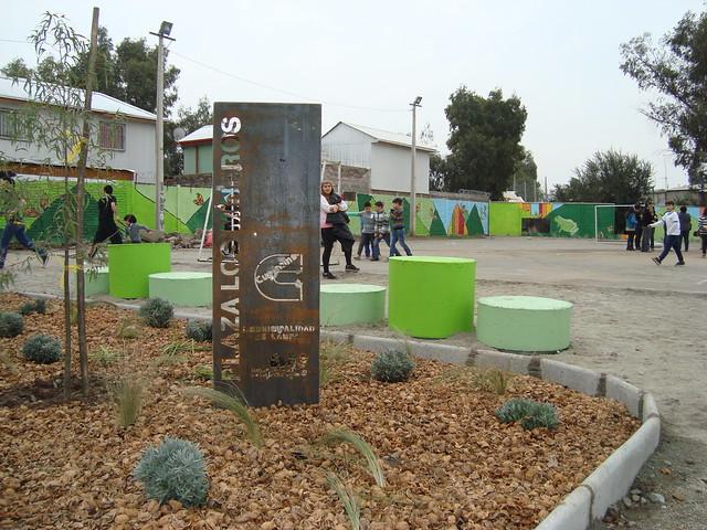 Plaza Los Mineros | Lampa | CumminsChile