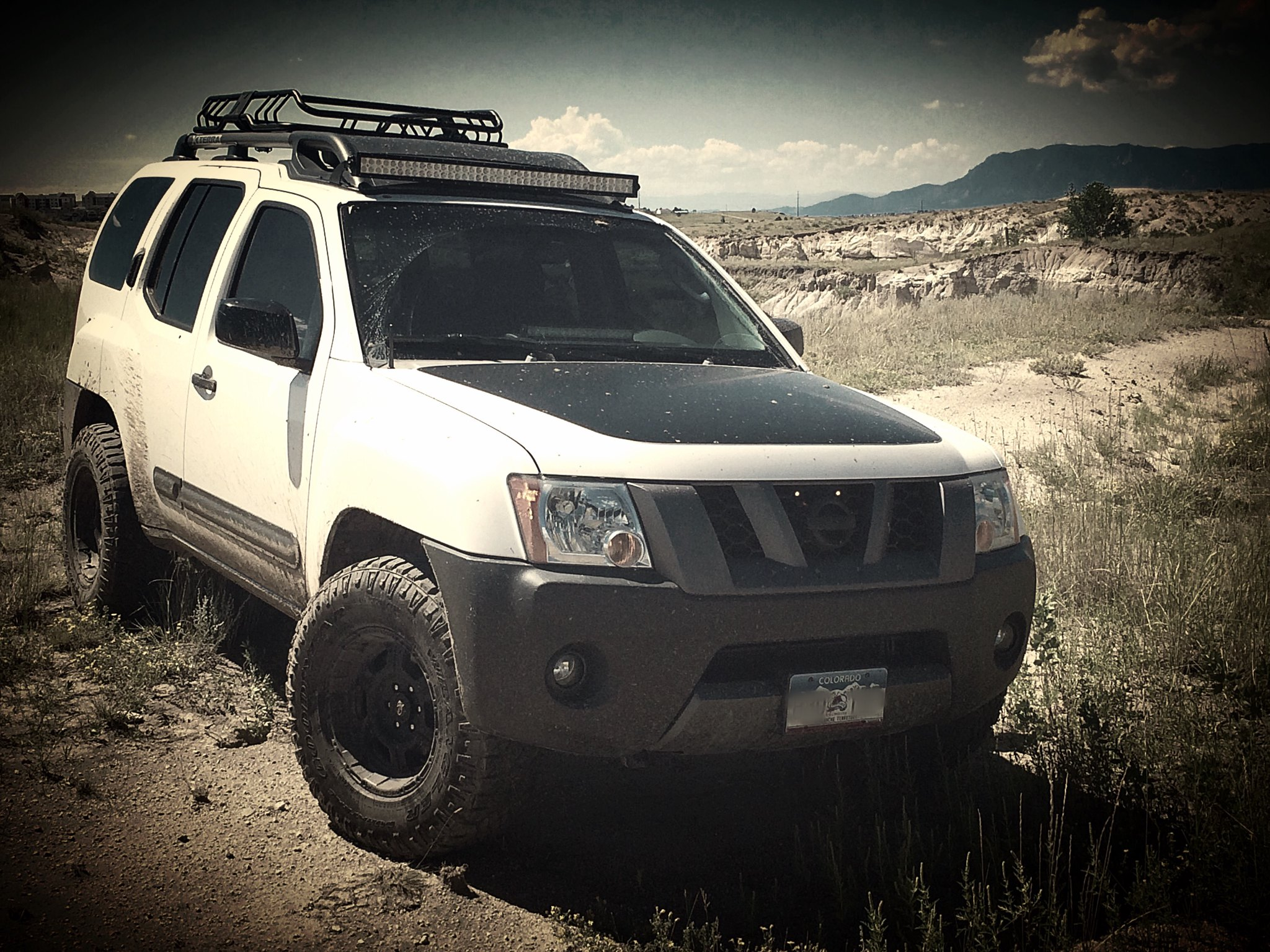 Nissan Colorado Springs >> Spdu4ia's Avalanche Build (Amber LED Light Bar) - Page 13 - Second Generation Nissan Xterra ...