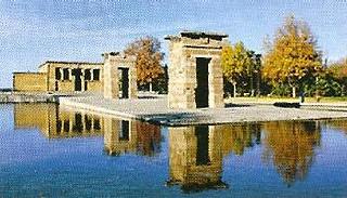 Temple Egipte.