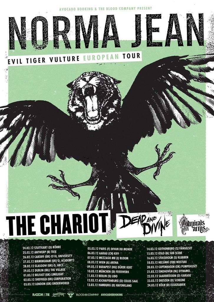 Evil Tiger Vulture Tour