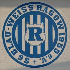 Logo: SG Blau-Weiss Ragow 1955 e.V.