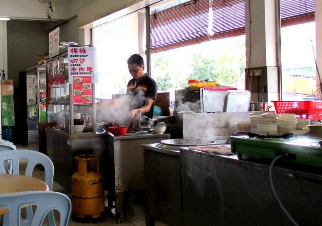 Tung Lok kueh chap stall