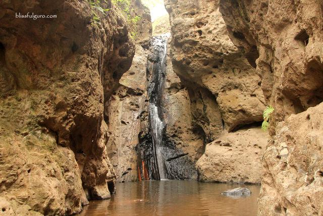 Pam Bok Waterfalls Pai Thailand