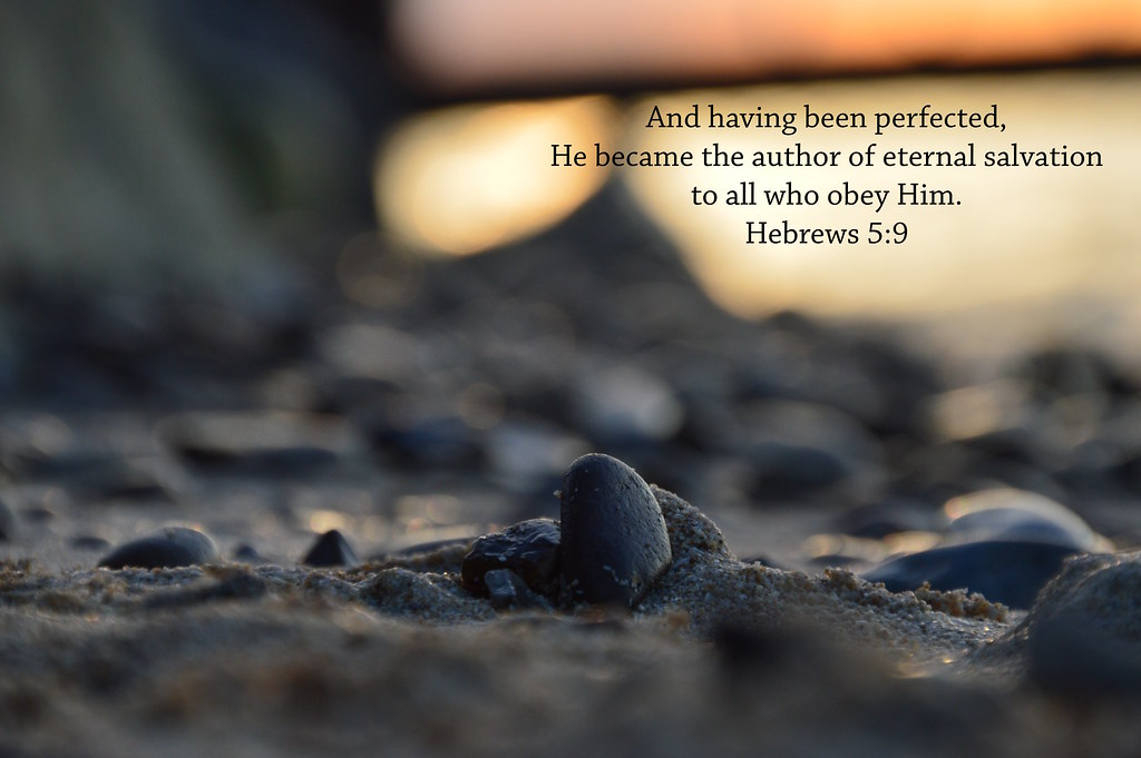 Hebrews 5:9 | Sapphire Dream Photography | Flickr
