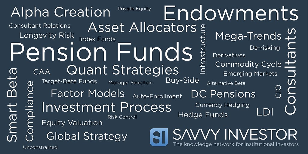 Savvy Investor Defined Contribution Pensions logo