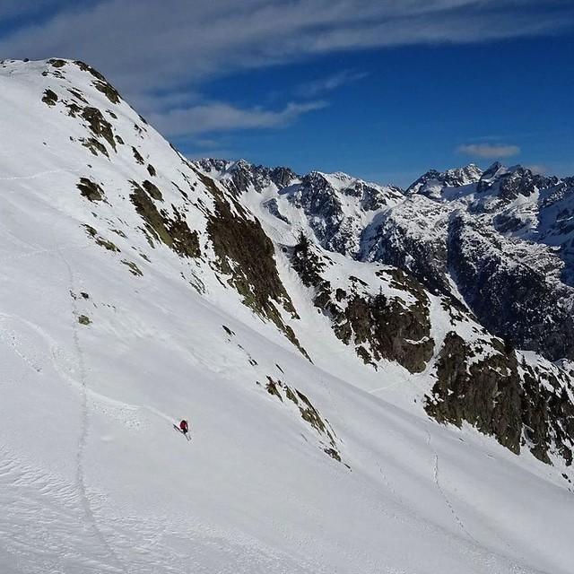 #skitouring