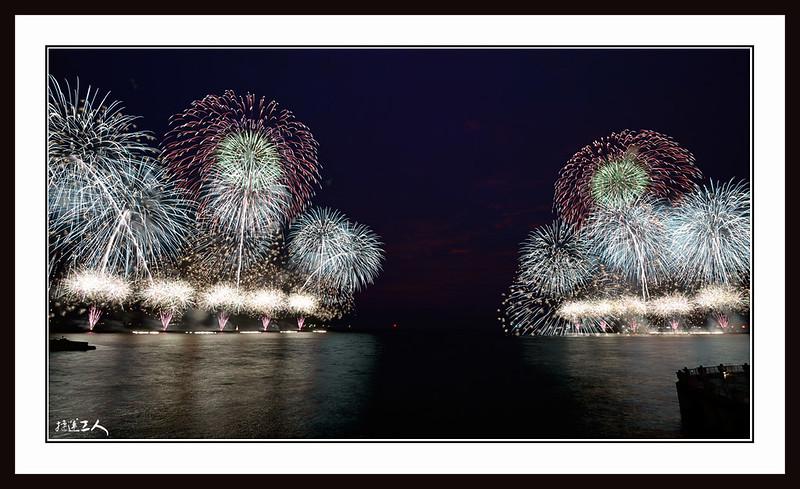 2017/01/30  高雄大港花火秀 (新增圖片)