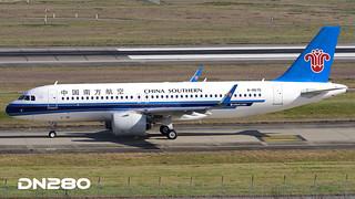 China Southern A320-271N msn 7269