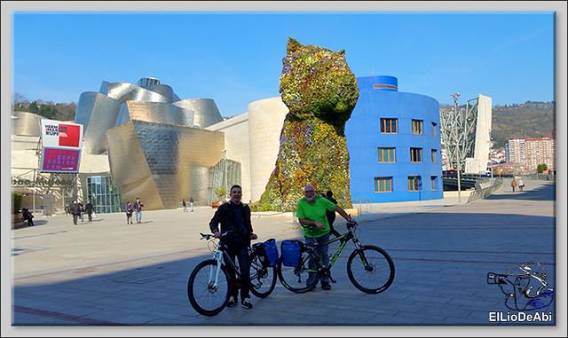 Camino de Santiago por Bilbao con Urban Bike 14