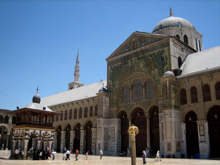 mezquitas más bonitas del mundo