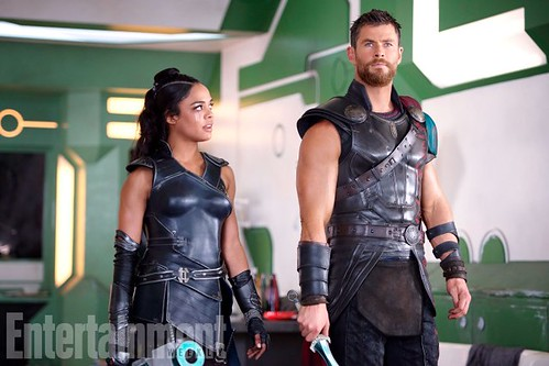 Thor: Ragnarok Valkyrie Thor