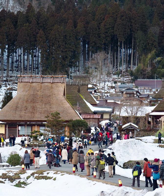美山町 雪燈廊 2017.2.4