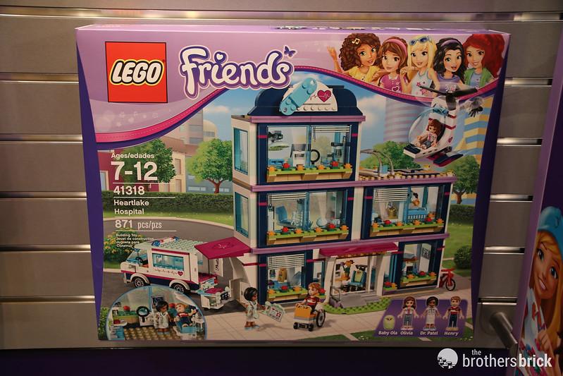 lego friends hospital instructions