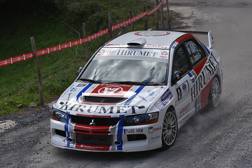 Iban Tarsicio - Iñigo Peña, XIV Rallysprint de Aramaio