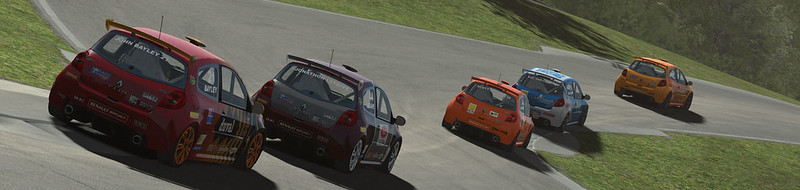 rFactor 2 - Renault Clio