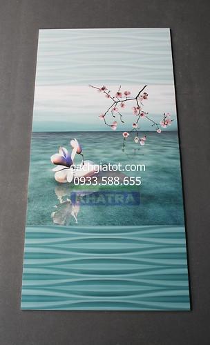 gach op tuong dep Sakura Lake