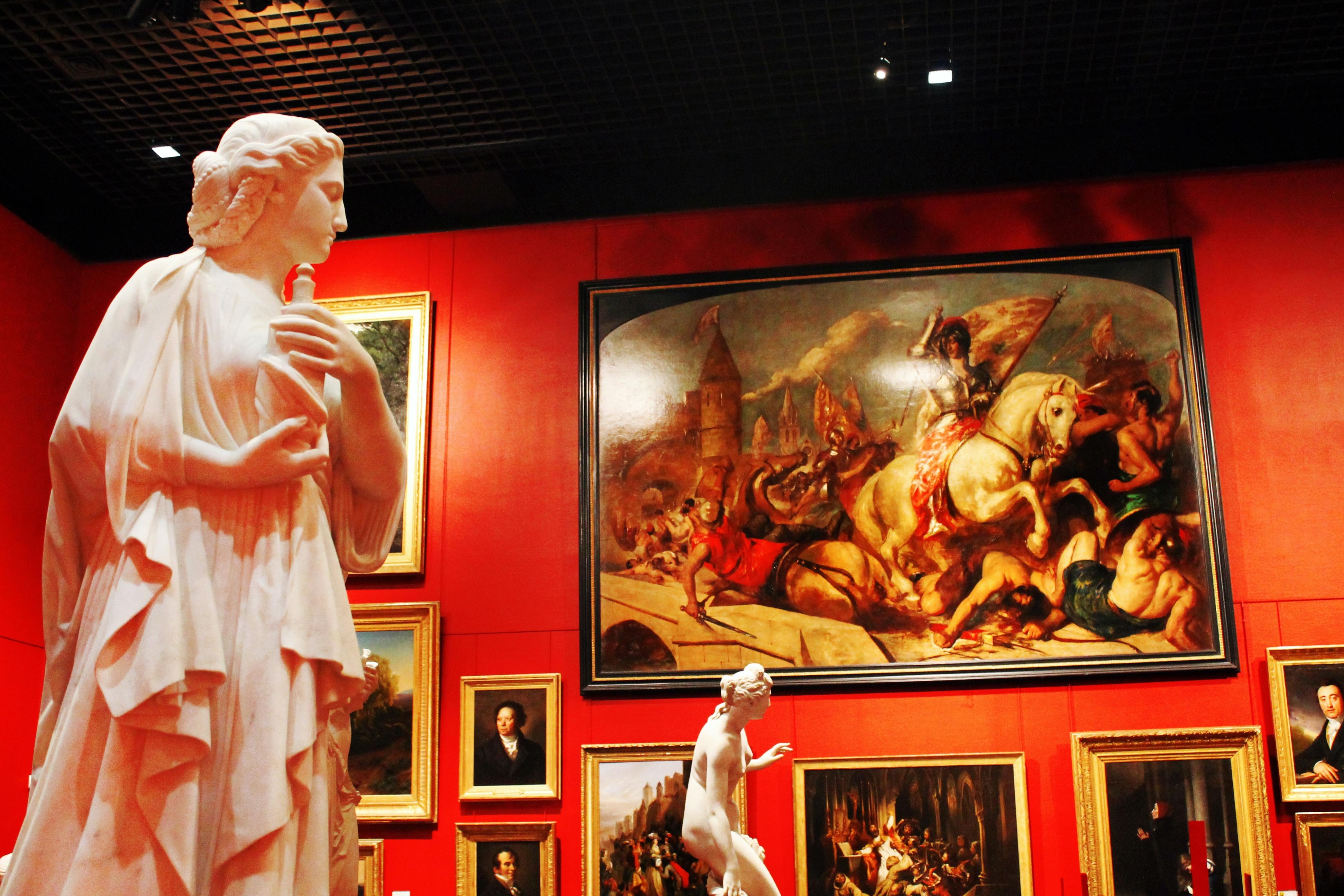 Drawing Dreaming - guia de visita de Orléans, Loire - Musée des Beaux-Arts