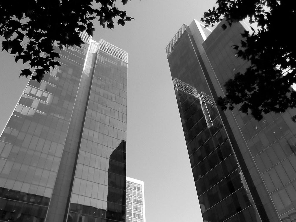 La ciudad de cristal / The glass city