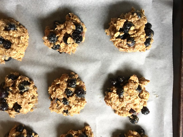 7 ingredient healthy cookies