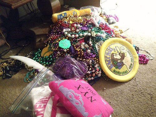 Bead pile Sunday