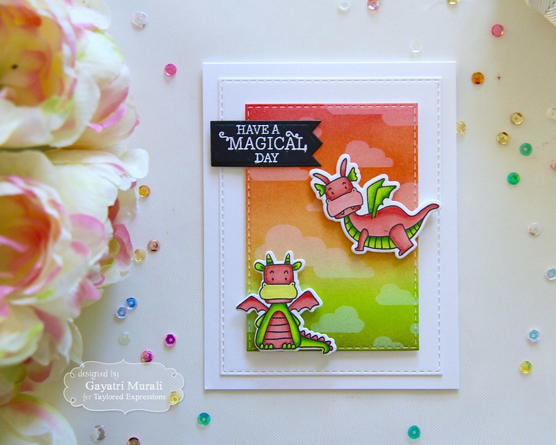 Magical day card1