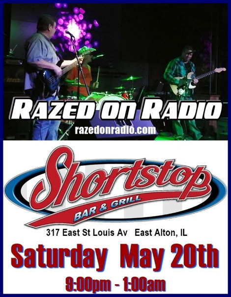 Razed On Radio 5-20-17