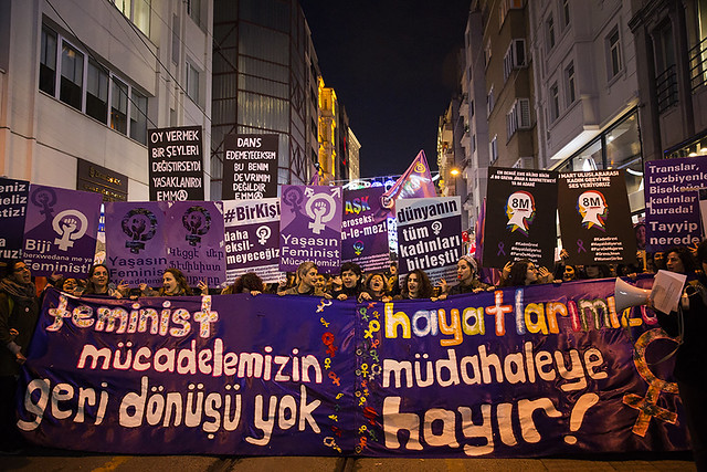 Turkey: The Struggle for Women's Rights
