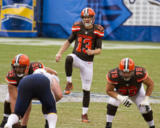 Josh McCown - Cleveland Browns QB | by San Diego Shooter