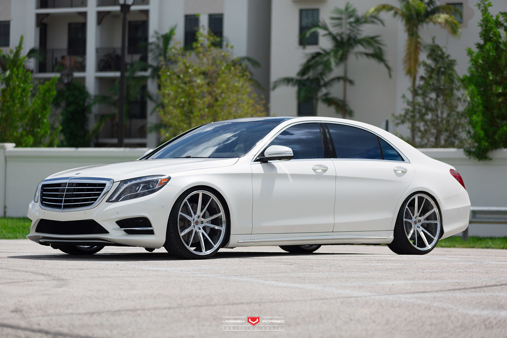 Mercedes benz s550 vossen forged vps 301 vossen whee for Mercedes benz membership